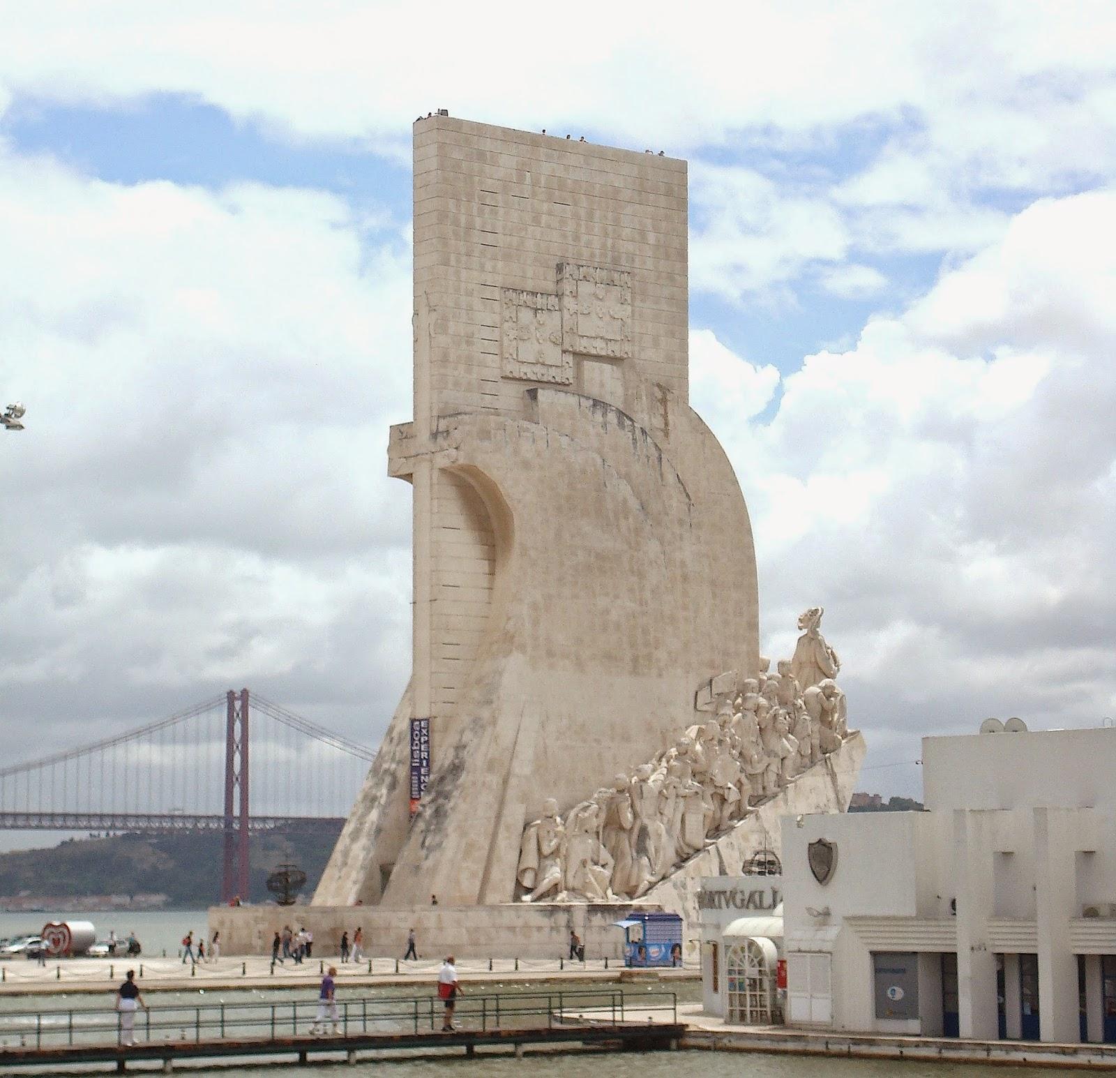 Padrao Dos Descobrimentos, Lisboa