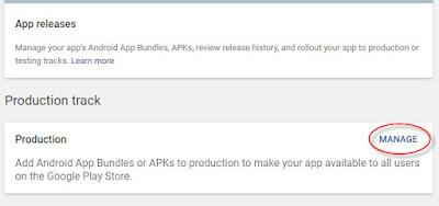 app release1