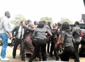 sss fighting police lagos
