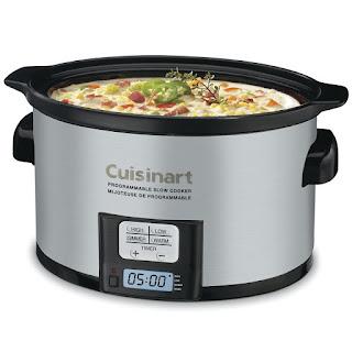 Cuisinart Programmable Slow Cooker, Cuisinart Slow Cooker, slow cooker