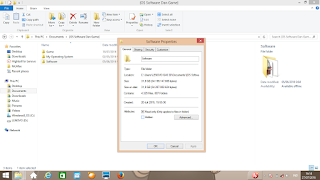 hiddden file pada windows