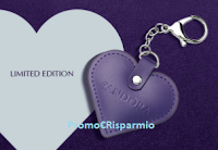 Logo Pandora Weekend: ricevi in regalo il portachiavi Limited Edition
