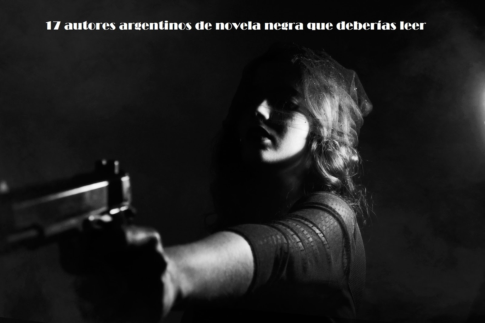 CRUCE DE CAMINOS: 17 autores argentinos de novela negra que deberías ...