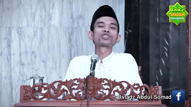 Ustaz Somad Dan Salah Kaprah NU Garis Lurus