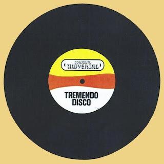 TREMENDO DISCO - CONJUNTO UNIVERSAL (1974)