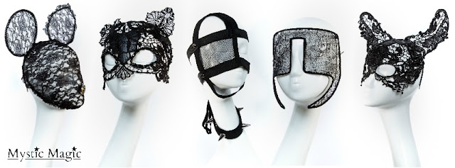 mystic magic, couture masks, shade of grey, fifty shades of grey, colection fashion masks, maks, masquerade, fetish, high fashion, erotic romance, lace, fashion designer, fairytale, fantasy, dark,