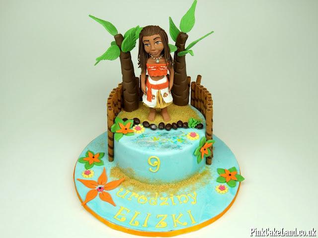 Moana Cakes London