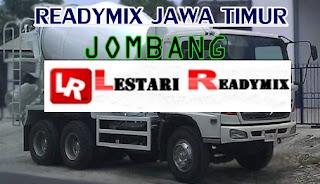 HARGA BETON READYMIX DI JOMBANG | JAWA TIMUR