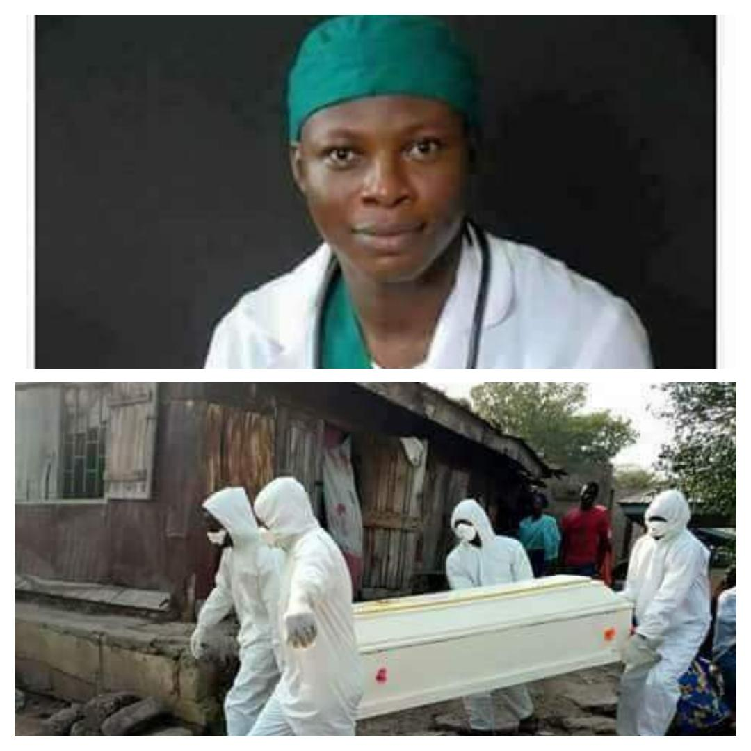 Image result for Female doctor dies of Lassa fever two months after employment