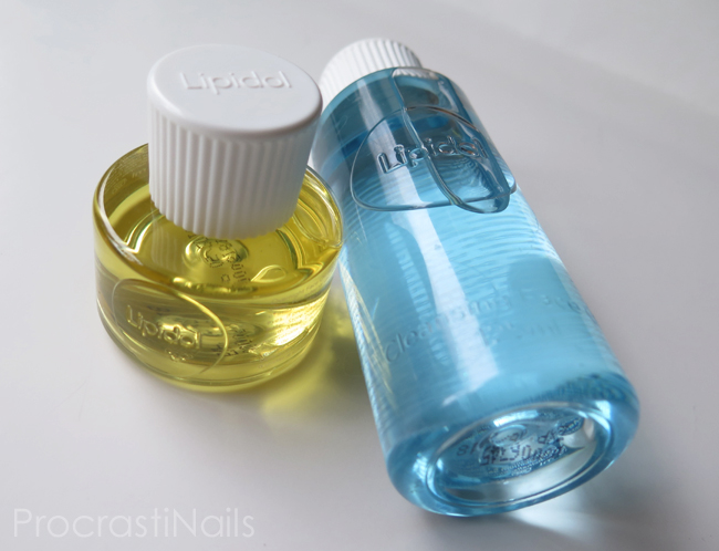 Lipidol Cleansing Face Oil and Overnight Face Oil