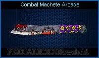 Combat Machete Arcade