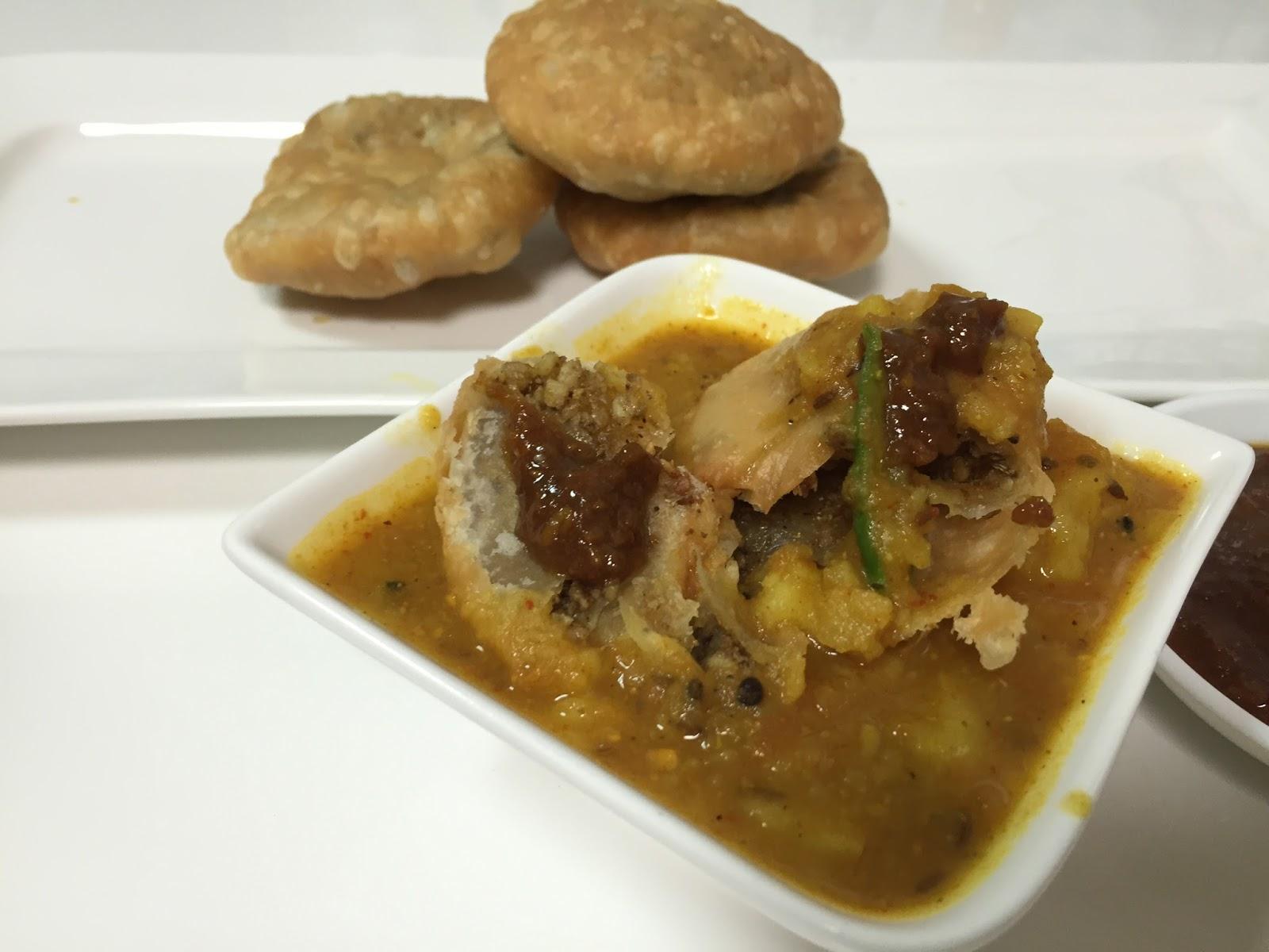 Pithi kachori recipe video