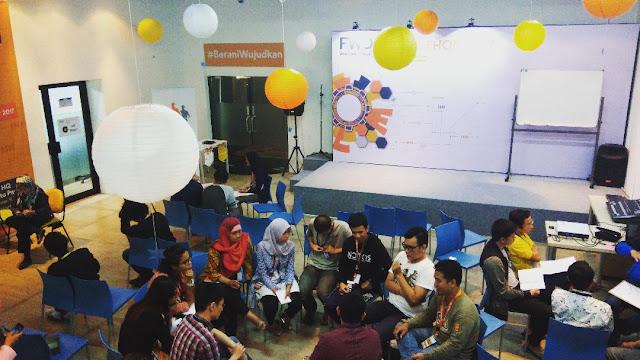 Inovasi FWD Life Melalui FWD Hackathon 2017