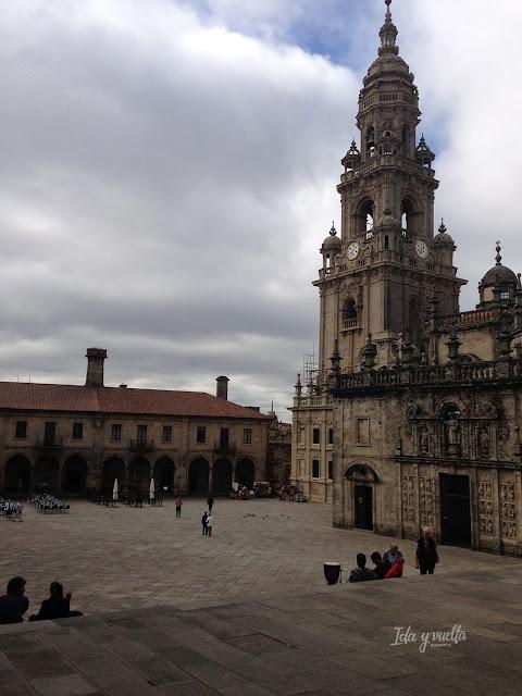 Plaza Quintana vista general