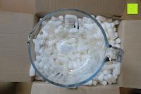 Verpackung: Messbecher 1L Messkanne Rührschüssel Dosierhilfe Messkrug Glas Liter Pint