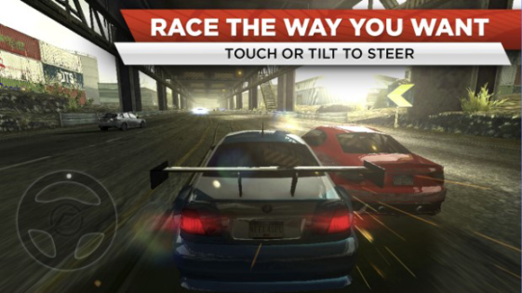 Need for Speed Most Wanted Mod Apk Unlimited Money Terbaru