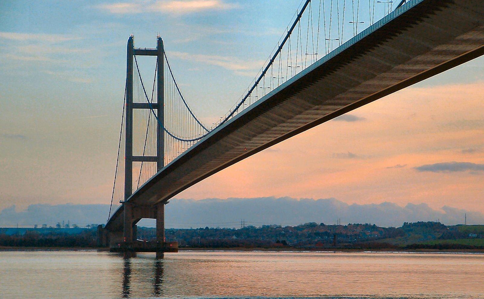 Beautiful Bridges: Runyang Bridge Wallpapers