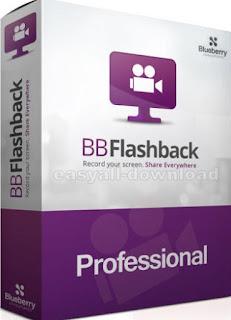 BB FlashBack Pro 5.21.0.4172[Full Crack] โปรแกรมจับภาพหน้าจอทำเป็นวีดีโอสื่อการเรียน