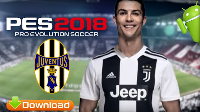 تحميل لعبة PES 2018 Android Minimum Patch Download الرائعة