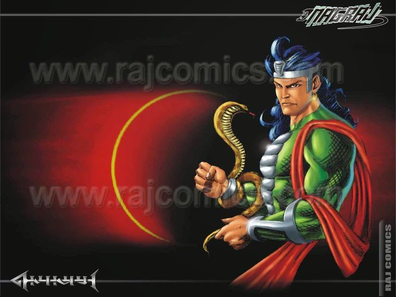 Raj Comics Desktop Wallpapers