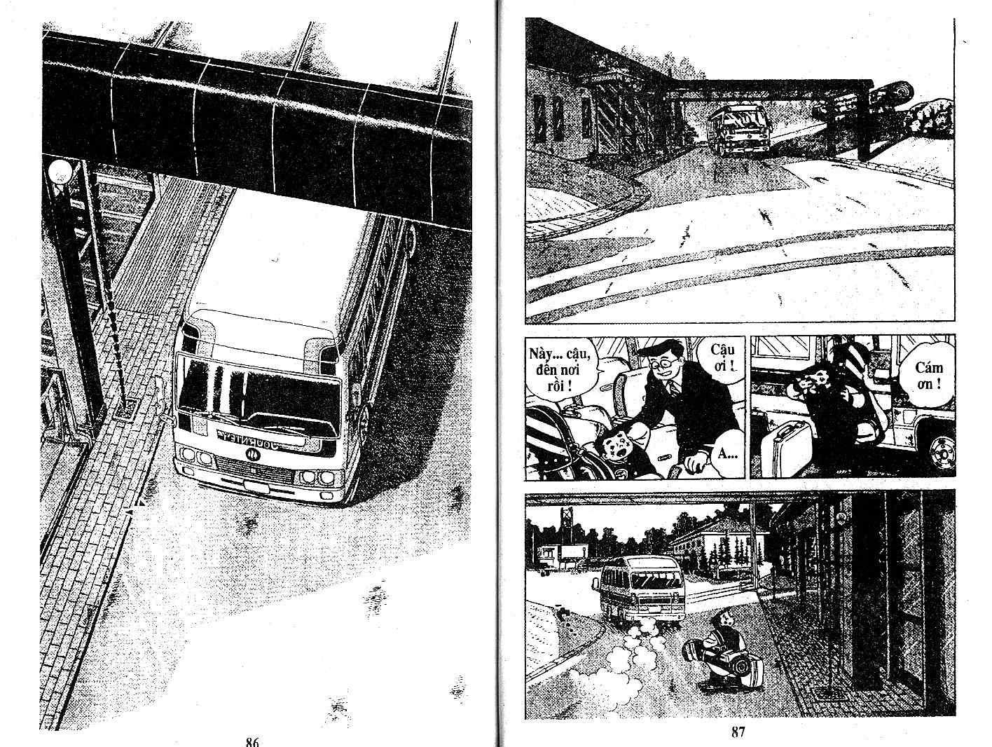 Ashita Tenki ni Naare chapter 21 trang 42
