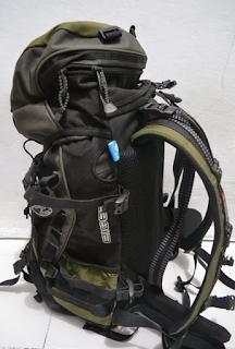 Perlengkapan mendaki gunung - Carrier atau tas gunung