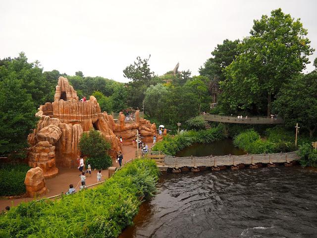 Tom Sawyer Island, Tokyo Disneyland, Japan