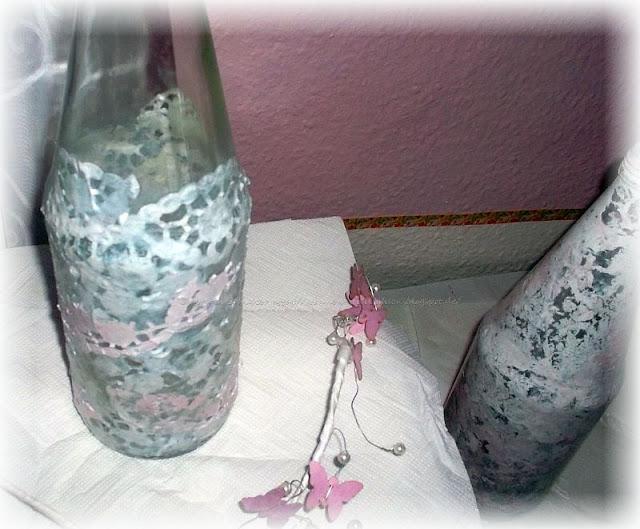 DIY Ideen für Blumenvasen