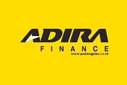 Lowongan Kerja Padang: PT. Adira Dinamika Multi finance Tbk Januari 2019