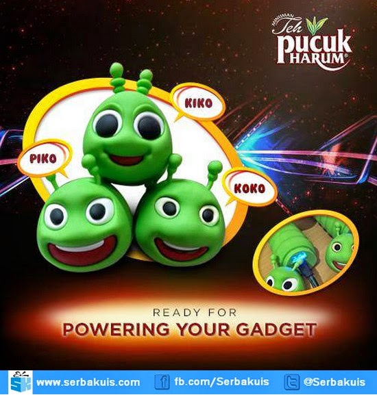 Kuis Pucuk Harum Naruto Berhadiah Uang 1 Juta & Powerbank