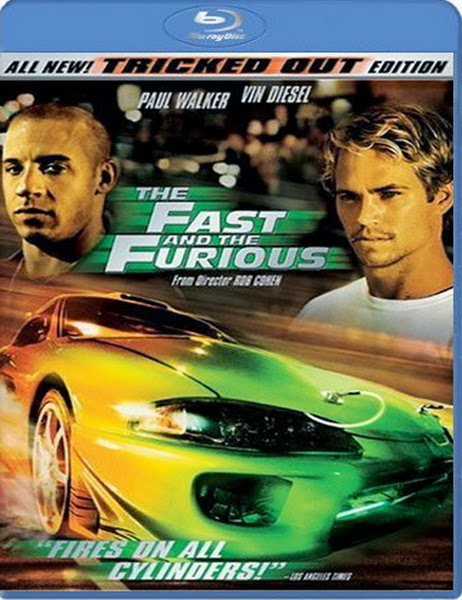The Fast and the Furious (2001)  Hindi Dubbed Dual Audio BRRip 720p