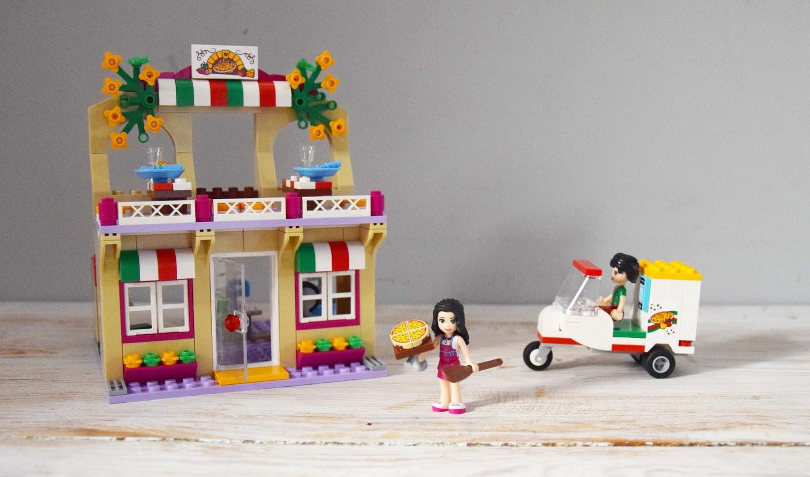 Lego Friends Krok W Stronę Dziewczynekkonkurs Mama Trojkipl