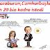 Bennur Karaburun, Cumhurbaşkanından EKPSS için 20 bin kadro istedi