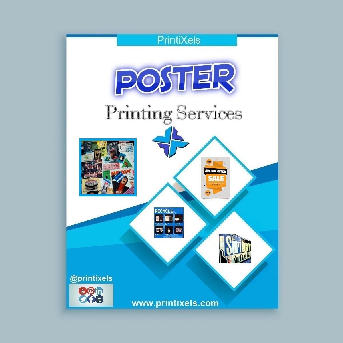 Custom Poster Printing Services