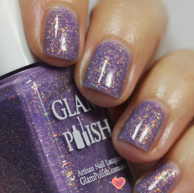 Glam Polish E Komo Mai swatch by Streets Ahead Style