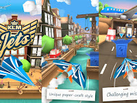Jets - Flying Adventure, Game Endless Run yang Seru Dimainkan