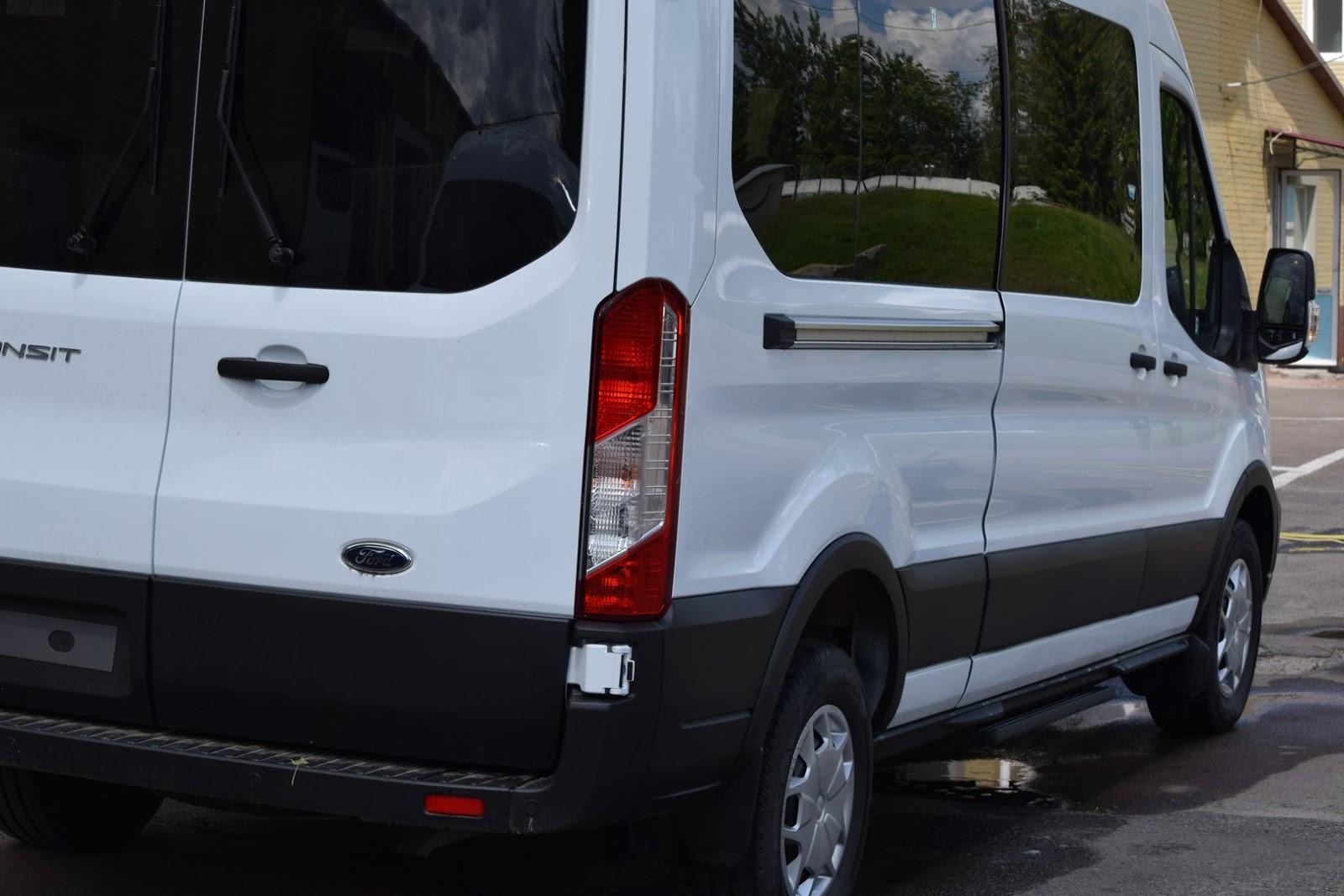 Прикордонники отримали від ООН два Ford Transit
