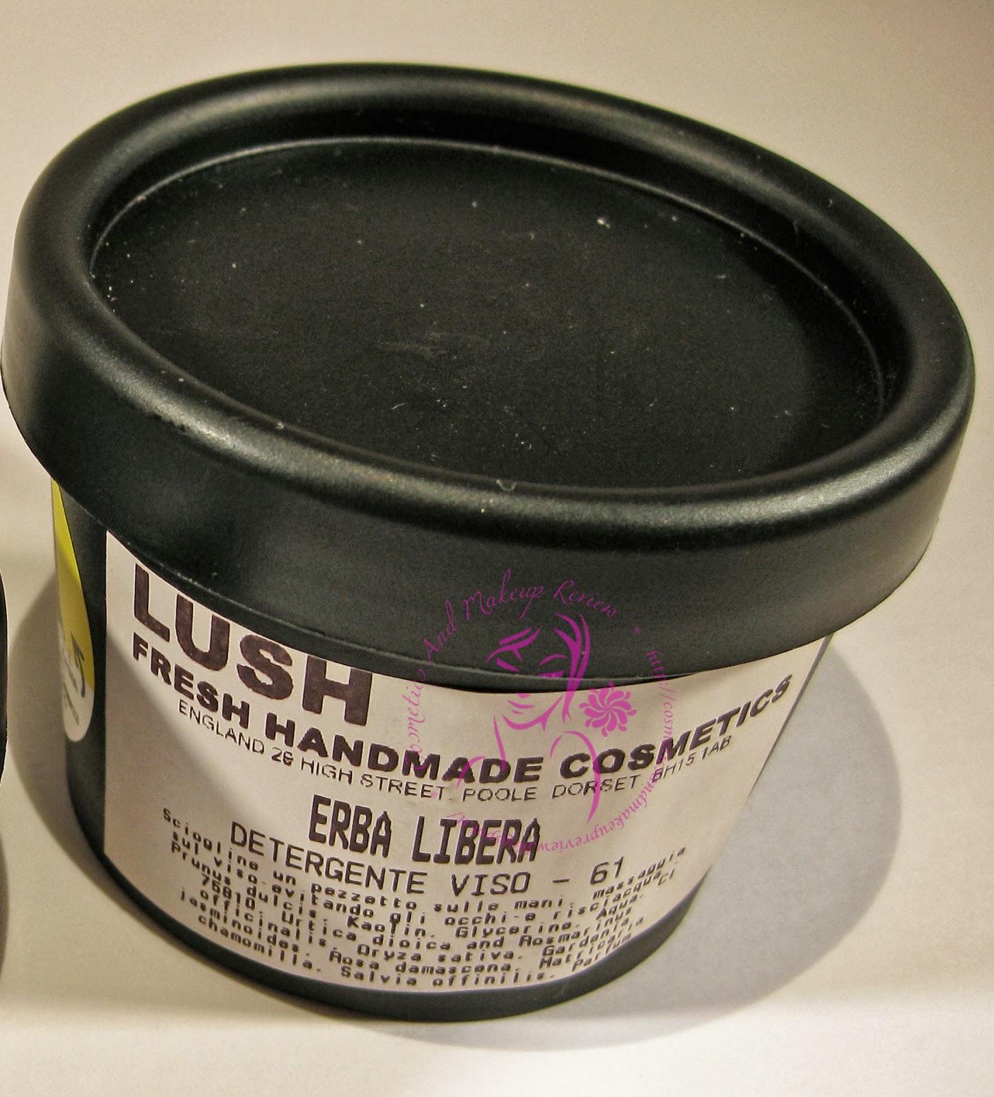 Lush - Erbalibera