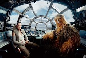 Star Wars Gli Ultimi Jedi foto ufficiali Vanity Fair
