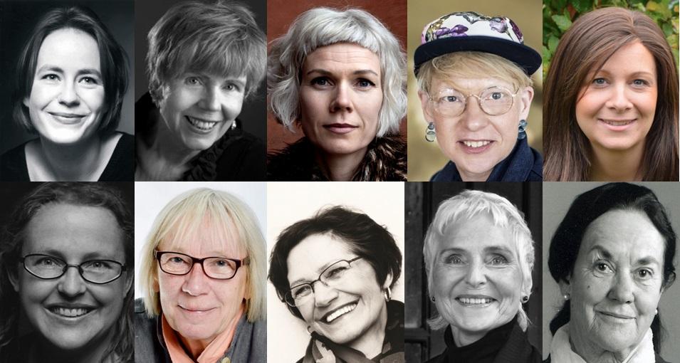 Mujeres de los fiordos