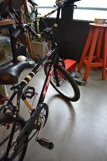 Bici retocada
