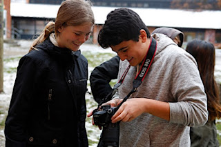 Canon Europe takes its Young People Programme to the next level