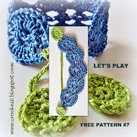 free crochet patterns boho bracelet