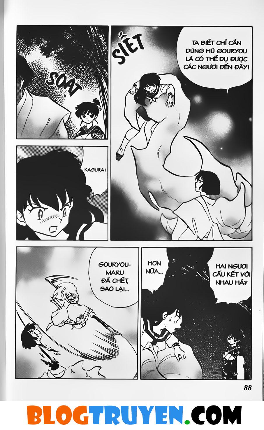Inuyasha vol 37.5 trang 13