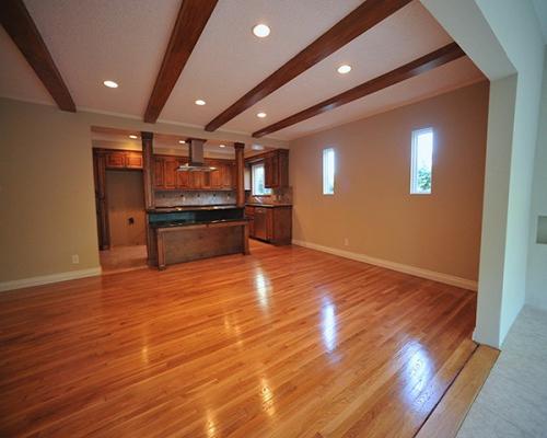 Một số ưu điểm vượt trội của sàn gỗ giáng hương tự nhiên khi đưa vào sử dụng
