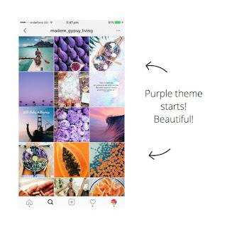 Cara Mengganti Tema Instagram