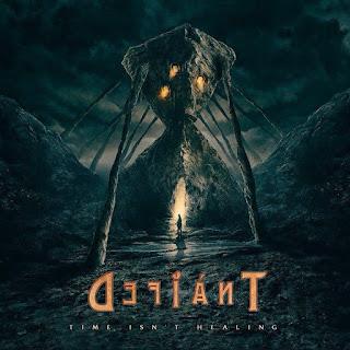 """Το teaser του δίσκου των Defiant """"Time Isn't Healing"""" που θα κυκλοφορήσει τον Νοέμβριο"""
