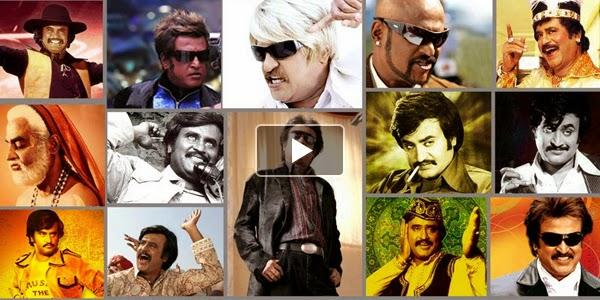 Listen to Rajnikanth Songs on Raaga.com