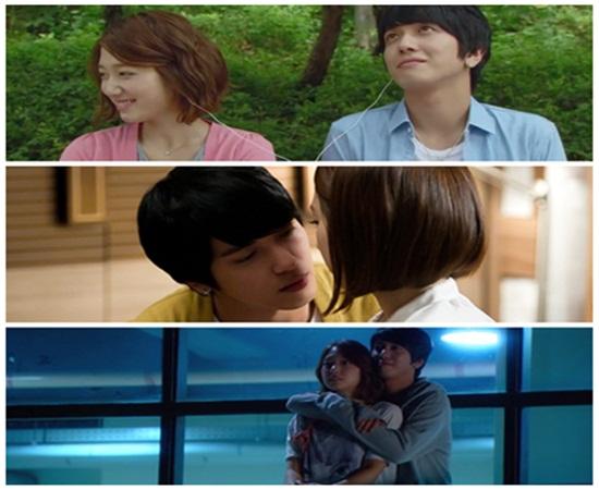 Lee Shin se apaixona por Gyu Won