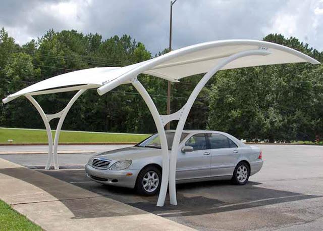 kanopi membrane carport